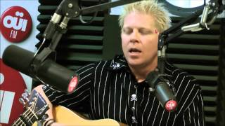 The Offspring - Days Go By acoustic @OÜIFM