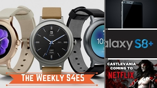 Android Wear 2.0, iPhone 8 $1K, LG G6, Castlevania: The Weekly S4E5