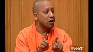 Yogi Adityanath Defends His Provocative Speech Video In AKA - India TV