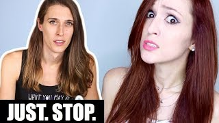 """Riley J. Dennis Strikes Again - A Chat About Dating """"Preferences"""""""