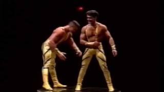 Alexis Brothers Big Apple Circus 1990