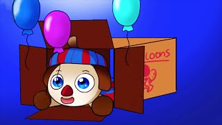 How to Make Five Nights at Freddy's 3 Not Scary: FNAF BOX ( Comic Style )