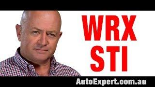 2018 Subaru WRX STI Review | Auto Expert John Cadogan | Australia