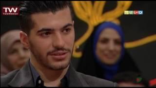 سعید عزت اللهی در برنامه خندوانه