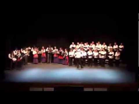 America - XXX Aniversario Fanfarre Ardanbera - Coral San Blas