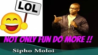 Stand Up Comedy Black Comedians Full Show !! Comedian Sipho Moloi