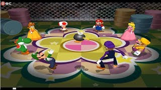 Mario Party 7 Europe / Nintendo Gamecube Party Deluxe Mini Games / Gameplay FHD