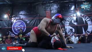 Octagón vs Fuerza Guerrera  ¡¡¡ MANO A MANO EN FILLM !!!
