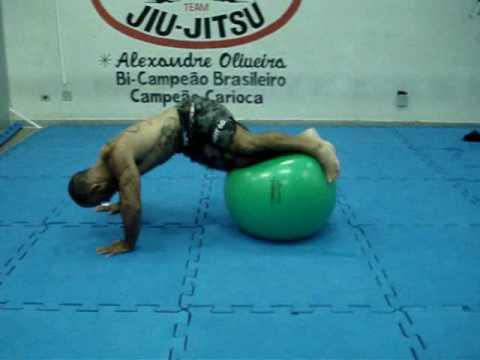 Junior Ribeiro Juninho do jiu jitsu Treinamento Funcional