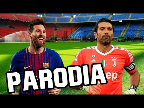 Xxx Mp4 Canción Barcelona Vs Juventus 3 0 Parodia Nacho Yandel Bad Bunny Báilame Remix 3gp Sex