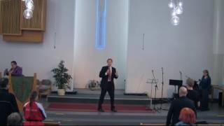 Jumalateenistus (26.02.2017) Jumal juhib