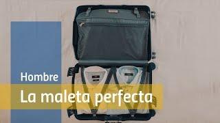 La maleta perfecta para tus viajes | Hombres | Jorge Vázquez