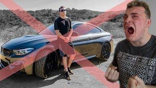 MY NEW CAR IS BROKEN! :( (BMW M4 2018)