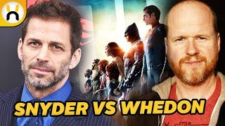 Zack Snyder vs Joss Whedon Scenes in Justice League Explained
