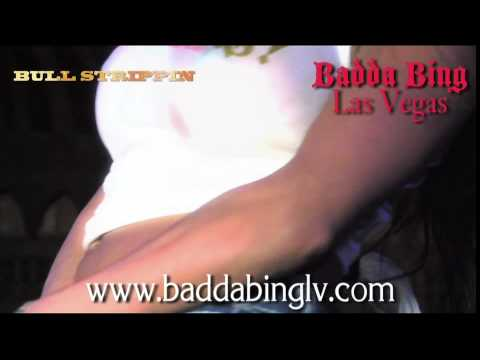 Banned Video Hot Girl Badda Bing Bull Las Vegas Strip Club