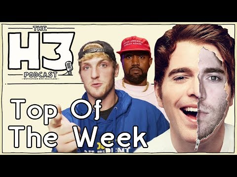 H3 Podcast #87 - Shane & Logan + Kanye vs The World