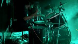 War at nekad and murtad (drum cam) @noise fest 2017 BD