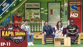 The Kapil Sharma Show - दी कपिल शर्मा शो–Episode 11-Gayle Storms' while Kanika Sings – 28th May 2016