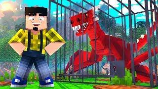 Minecraft: JAULA PARA DRAGÕES ! - ZOOTOPIA Ep.16 ‹ CORUJ4 ›