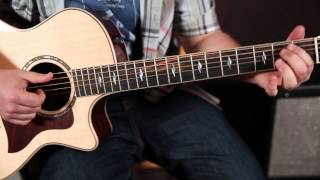 Amnesia - 5 Seconds of Summer - How to Play on Acoustic guitar  -Acoustic Song Lessons