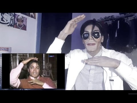 Michael Jackson Reacts to Michael Jackson s Pettiest Moments