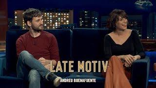 LATE MOTIV - Belén Cuesta y Raúl Arévalo. 'El Aviso'.   #LateMotiv364