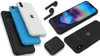 New Apple Battery Case Leaks! AirPods 2 & 2019 iPhone Leaks! Apple News