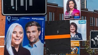 Quebec election: Vote for promises or party leader?