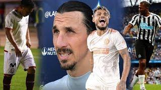 Así habló Zlatan de Josef | Xenofobia a Figuera en Perú | Rondón vs City | Goles Vinotintos