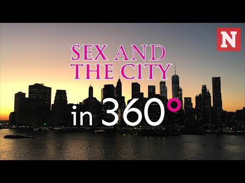 Xxx Mp4 Sex And The City 360° Video Of New York Filming Locations 3gp Sex