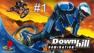 Downhill Domination [PS2|1080HD|60FPS] Part #1 | No Commentary