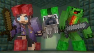 Mini Walls: Part 2 (Minecraft Animation) [Hypixel]