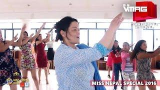 Miss Nepal 2016 Creating a Beauty Queen with Rachana Gurung Sharma