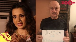 Kangana Ranaut in controversy yet again   Bollywood mourns death of a 2 year old baby & more