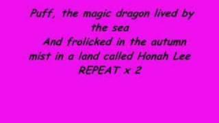 puff the magic dragon - the mamas and the papas