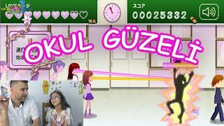 OKUL GÜZELİ ( ÖĞRETMENİN TEPKİSİ ) - Eğlenceli Çocuk Videosu - Funny Kids Videos