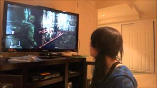 Don't Play Like a Girl... Resident Evil 6 Sherry's Quest Chapter 1 SPECIAL