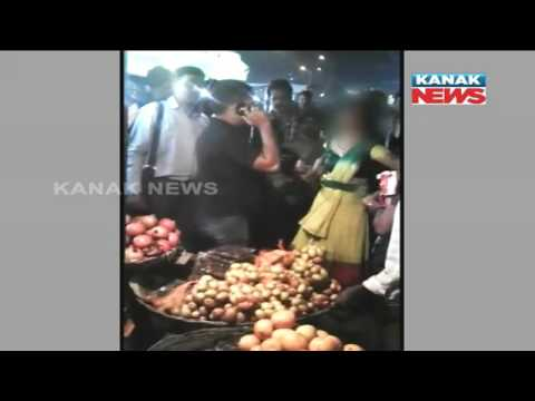 Man Misbehaves Girl In Cuttack Got Beaten With Chappal
