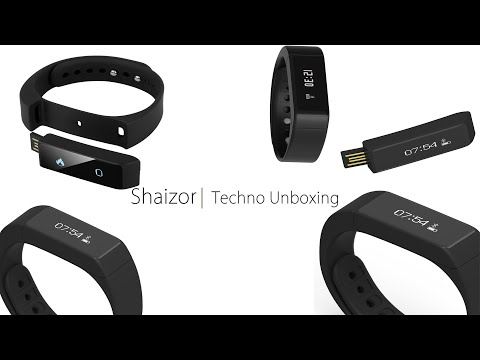 i5 Plus Smart Bracelet | Techno Unboxing