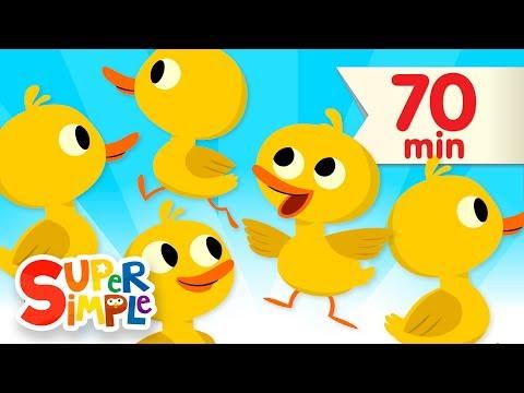 Xxx Mp4 Five Little Ducks More Kids Songs And Nursery Rhymes Super Simple Songs 3gp Sex