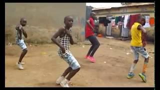 Nkwatako Dance video sheebah by TEAM REAL GALAXY