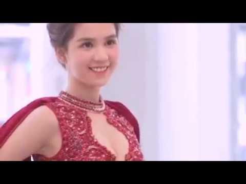 เหวียนหง็อกจีง (Nguyen Ngoc Trinh) นางแบบ สาวสวยชาวเวียดนาม