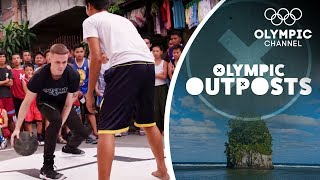 Why basketball fever is everywhere in the streets of Philippines | Olympic Outposts