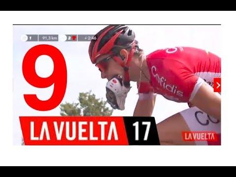 Xxx Mp4 Vuelta A Espanhã Etapa 9 Cilista Mordendo A Saptilha Vuelta A Spana 2017 3gp Sex