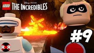 LEGO The Incredibles - NOMANISAN ISLAND - PS4 Pro Walkthrough Gameplay Part 9