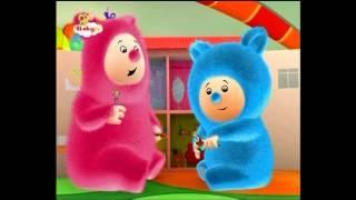 BabyTV Billy en Bambam - poppenhuis