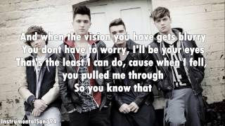 Union J - Carry You Official Instrumental / Karaoke with Lyrics