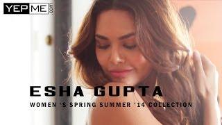 Esha Gupta YepMe Ad - Yepme New Summer Collection Tv Ad