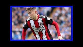Breaking News | Bournemouth transfer news: Sheffield United star David Brooks set to join Cherries