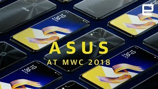 ASUS MWC 2018 Event in Under 9 Minutes